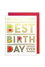 Birthday - Best Birthday Ever