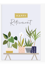 Retirement - Happy Retirement Plants