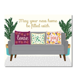 New Home - May your new home be...