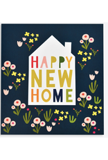 New Home - Happy New Home Embossed