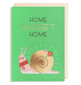 New Home- Home Sweet Home Snail