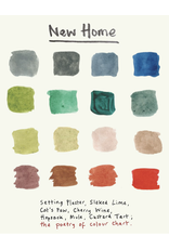New Home- Paint Swatches
