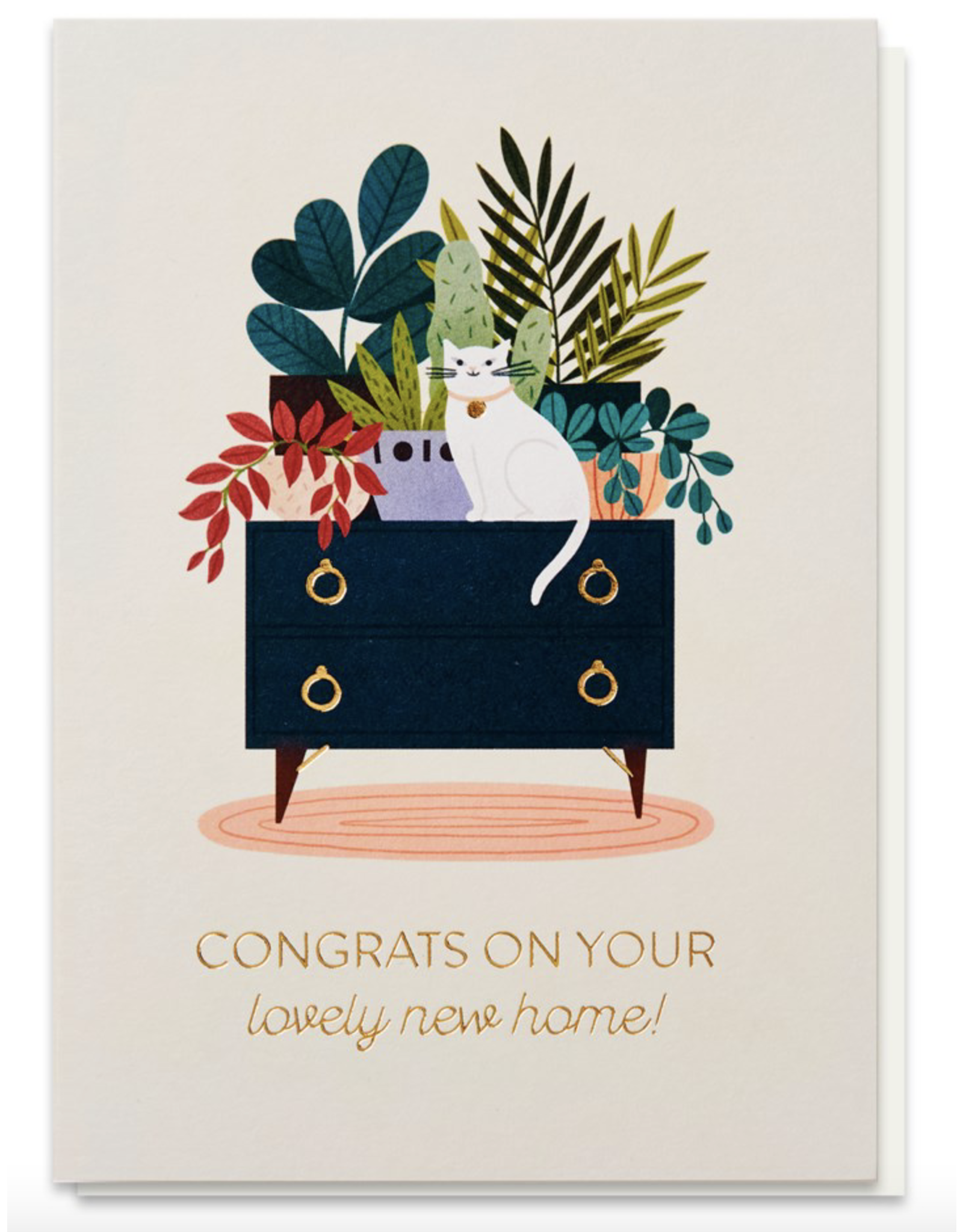 New Home - Congrats on Your Lovely New Home