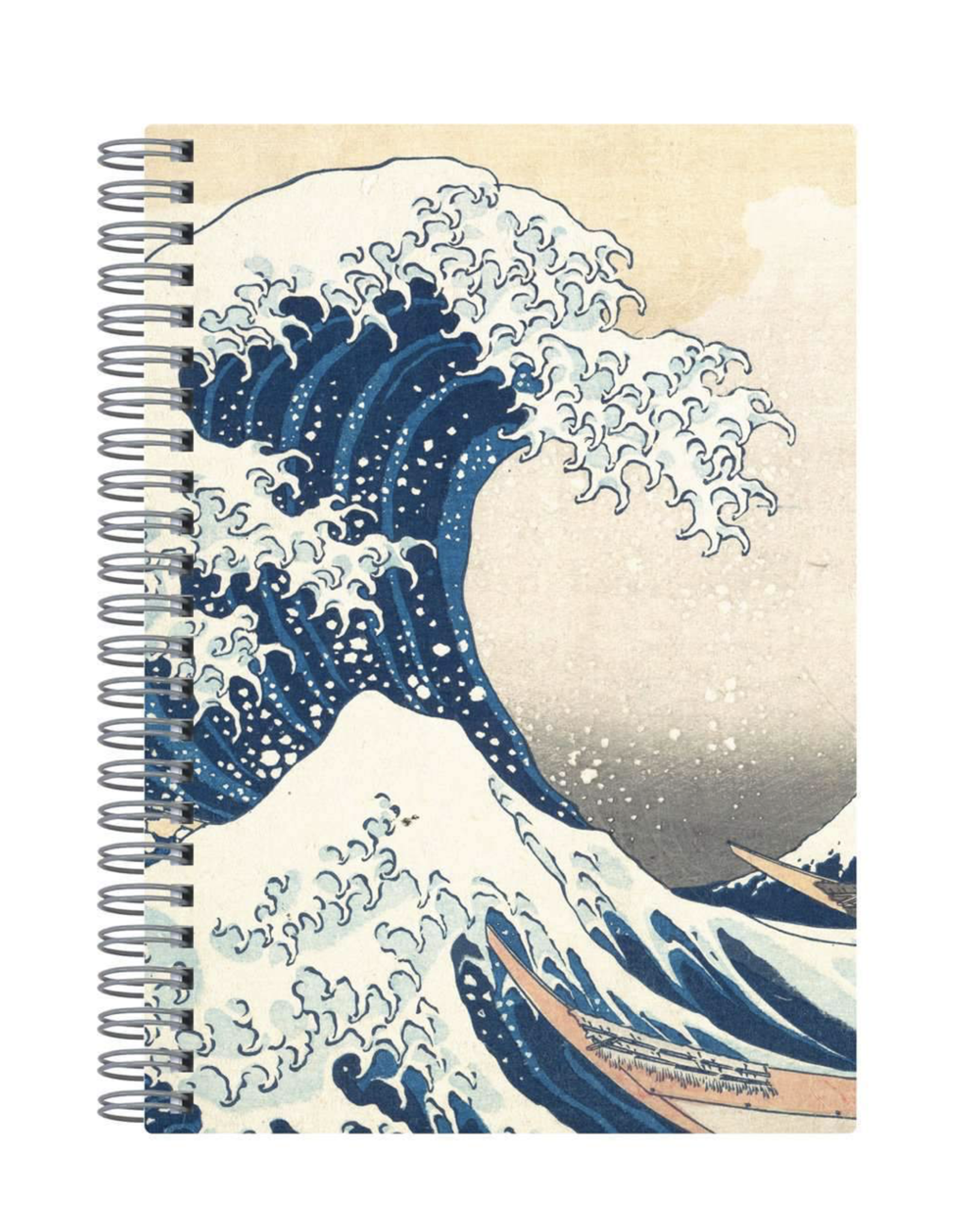 Hokusai Great Wave Journal