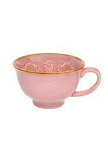 Hibiscus Latte Cup