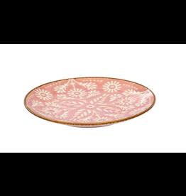 Hibiscus Breakfast Plate