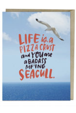 Just Because - Pizza Crust