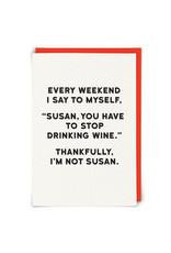 Just Because - Susan