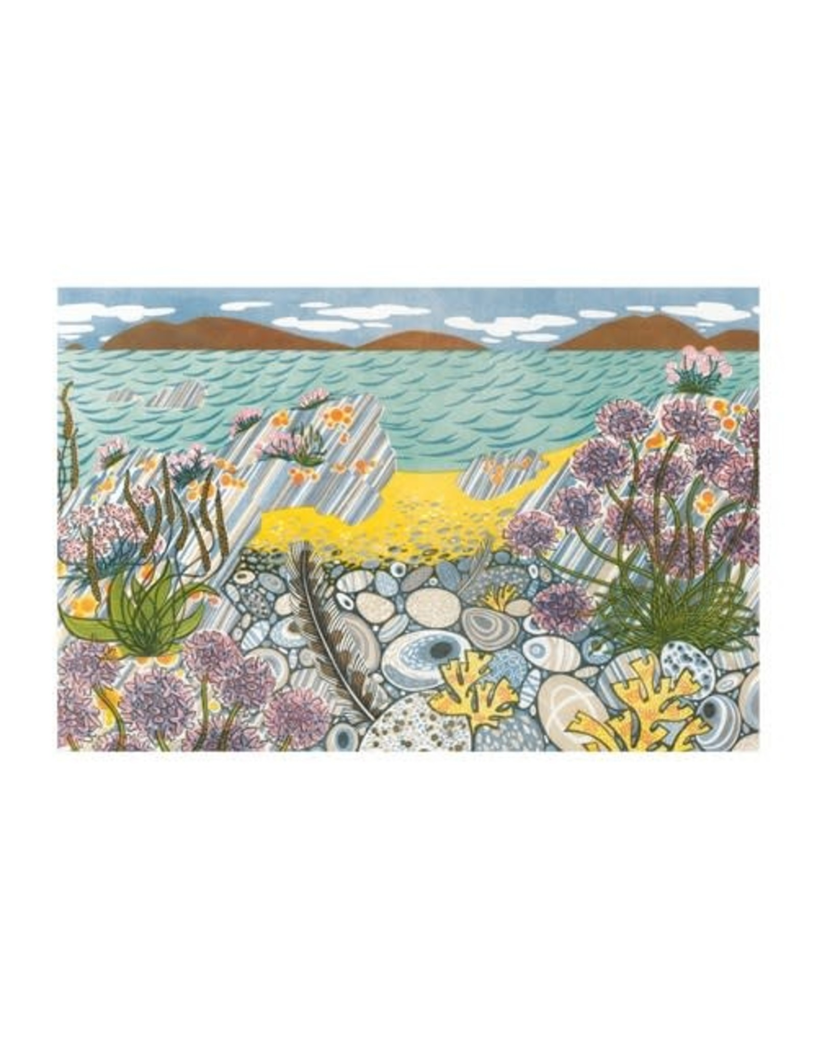 Just Because - Pebble Shore