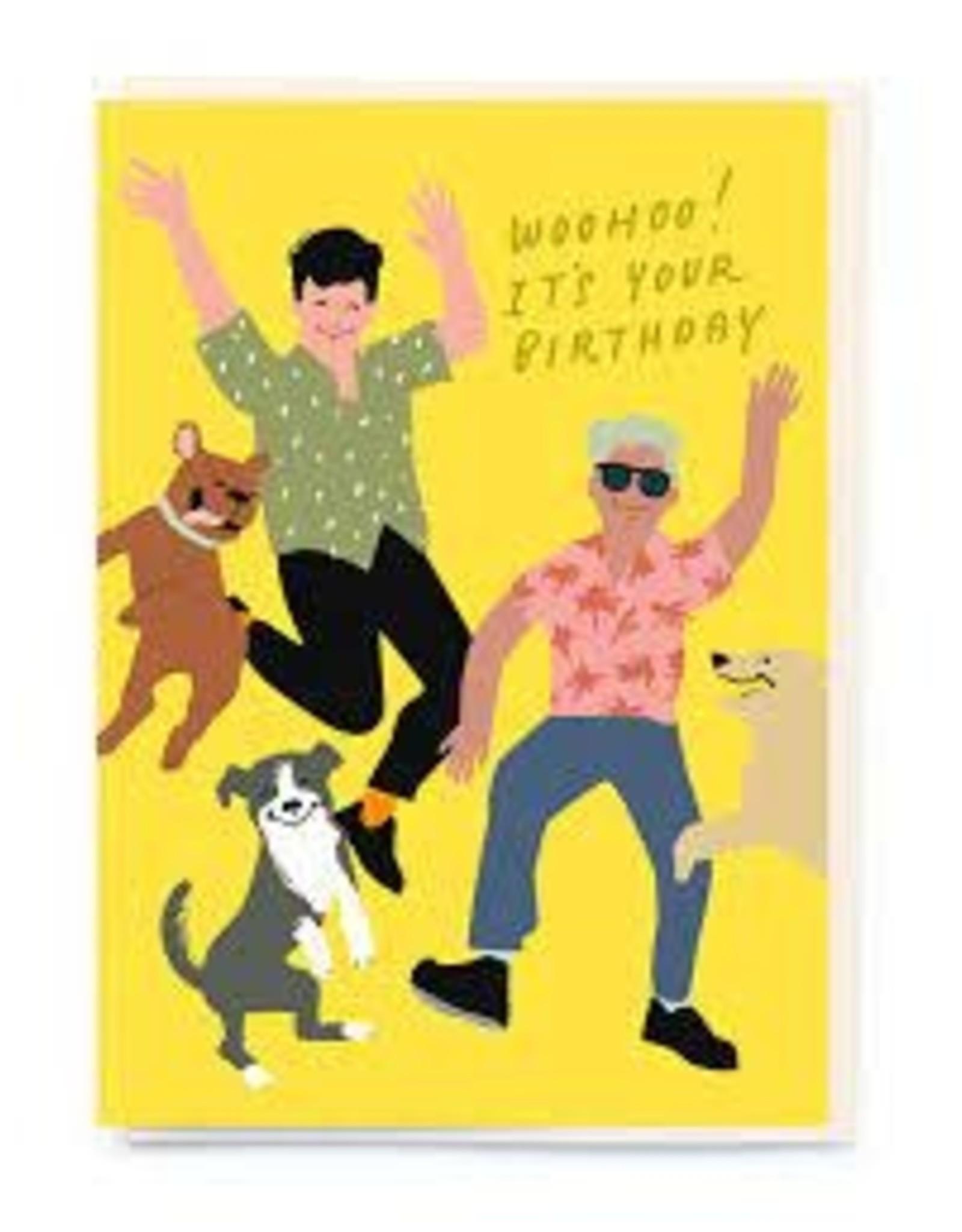 Birthday - WOOHOO!