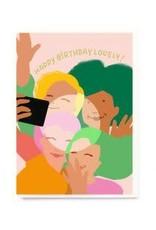 Birthday - Happy birthday Lovely