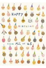 Birthday - All of Us