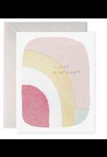 Birthday - Happy Birthday Watercolour
