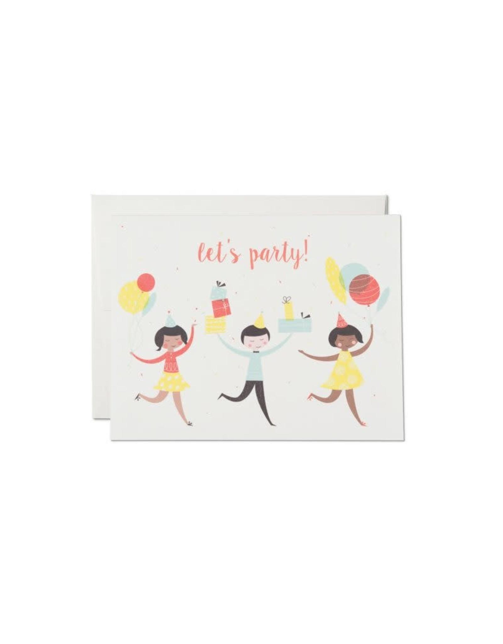 Birthday - Let's Party Children