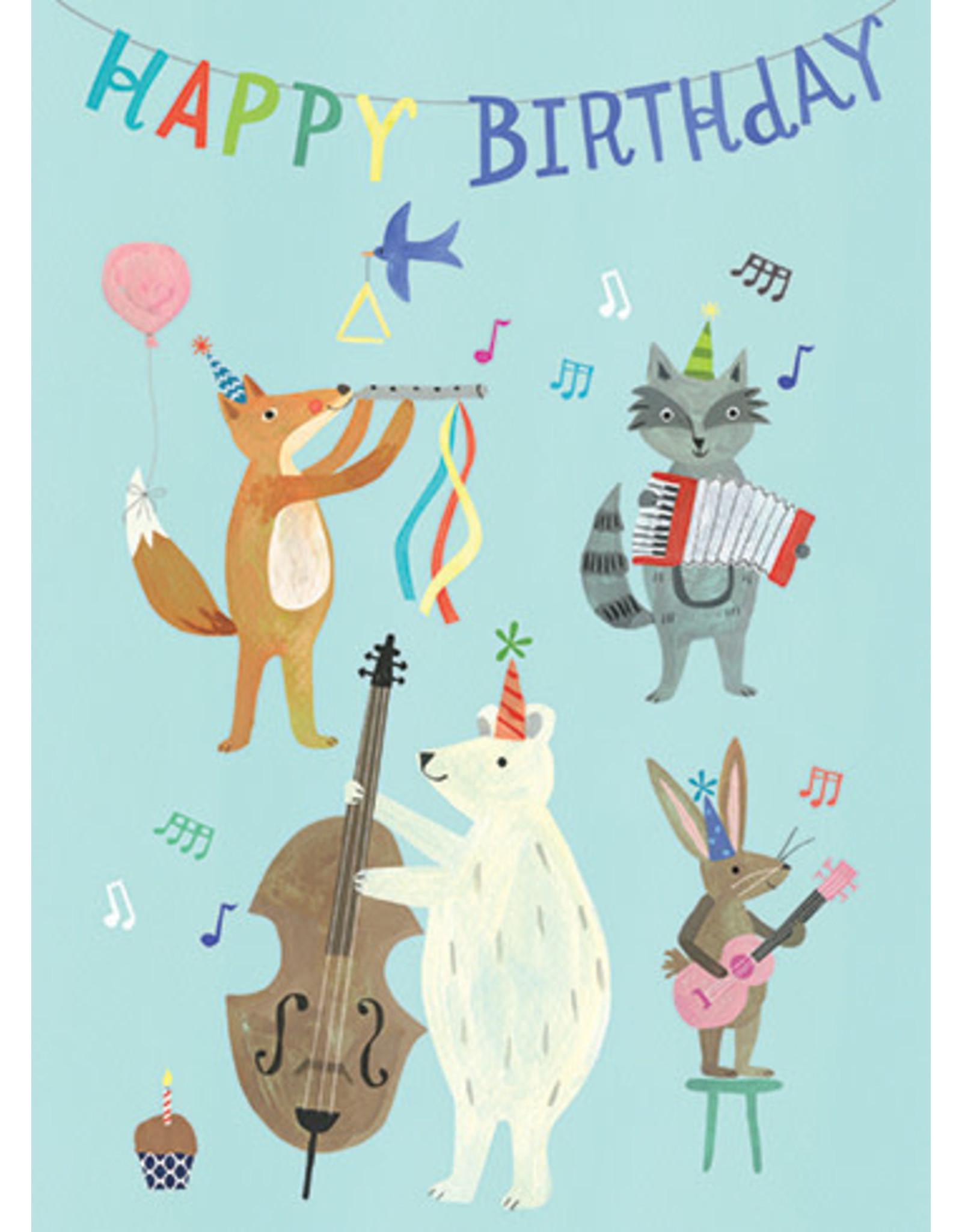 Birthday - Birthday Band