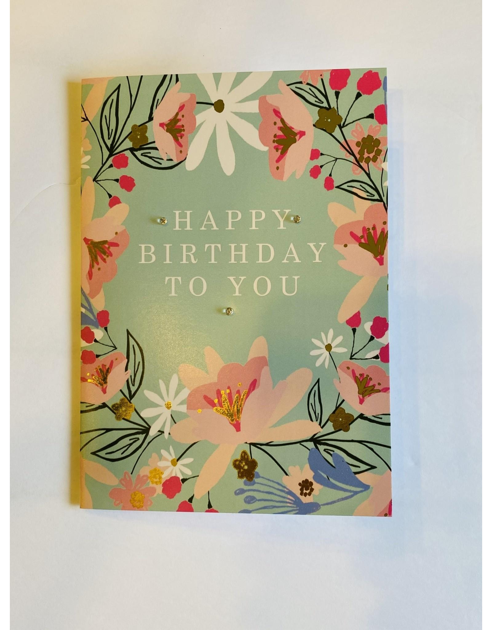 Birthday - Happy Birthday to You