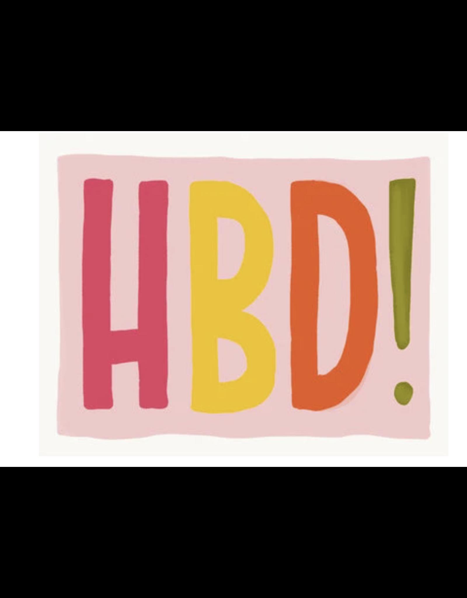 Birthday - HBD