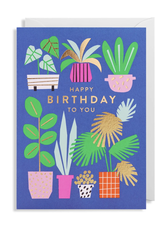 Birthday - Happy Birthday to You plants