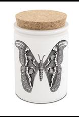 Citronella Sea Salt Cork Top Candle- Moth