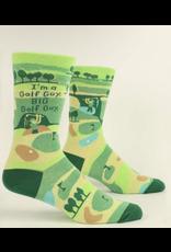 BQ Mens Sassy Socks - Golf Guy