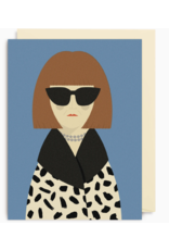 Just Because - Anna Wintour