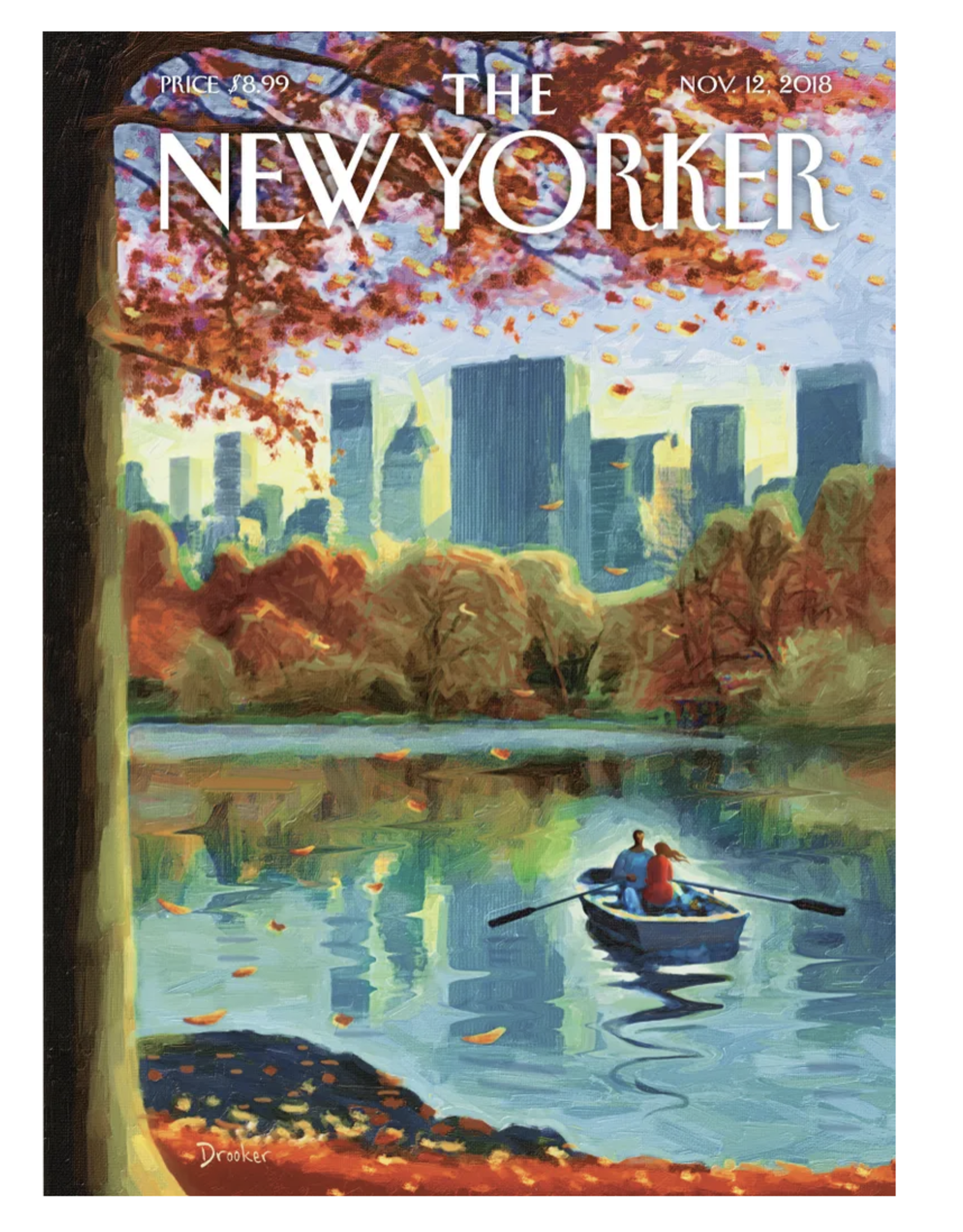 Just Because - The New Yorker Central Park