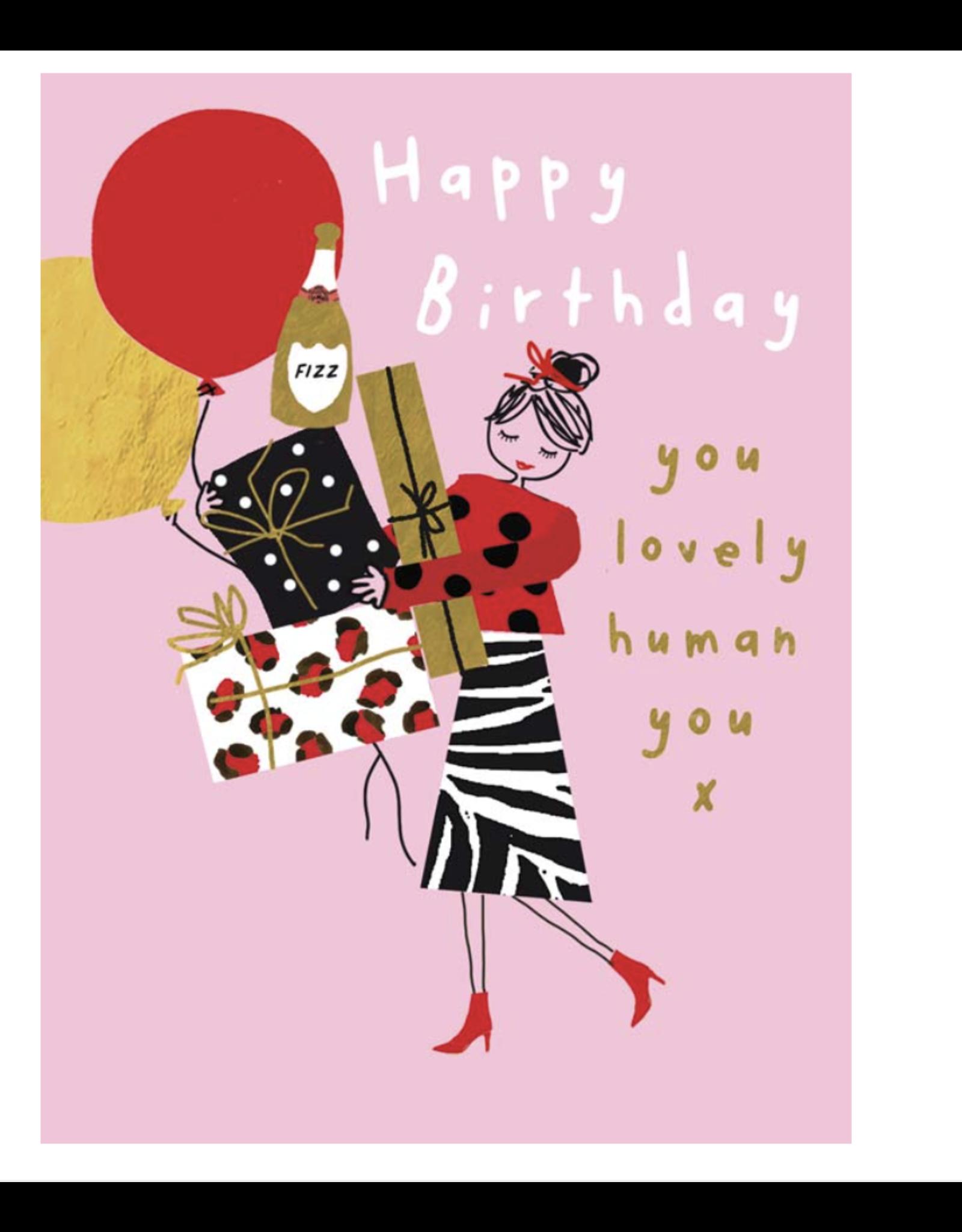 Birthday - You Lovely Human