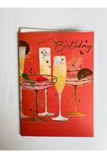 Birthday - Champagne