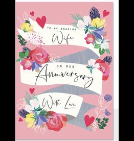 Anniversary - To my Amazing Wife