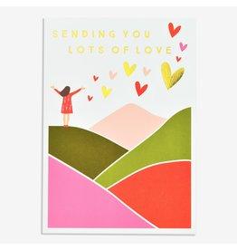 Sympathy - Sending You Lots Of Love