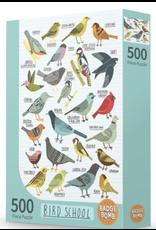 Bird School 500 Piece Puzzle