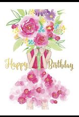 Birthday - Flower Girl