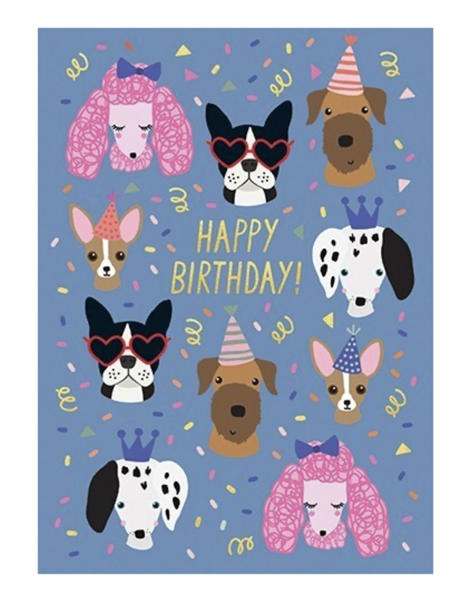 Birthday - Party Dogs