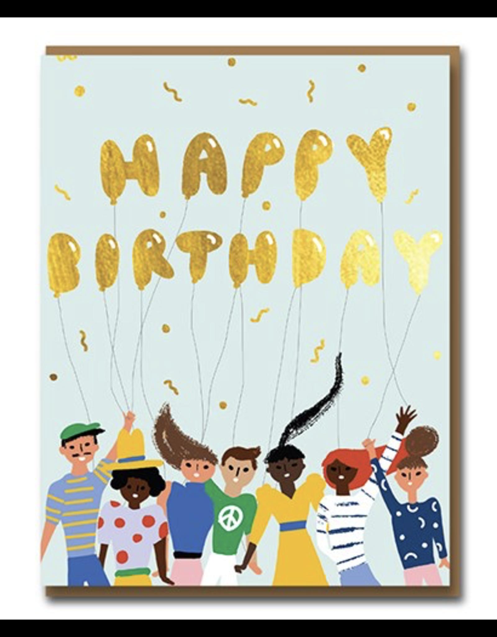 Birthday - Tomodachi Balloons