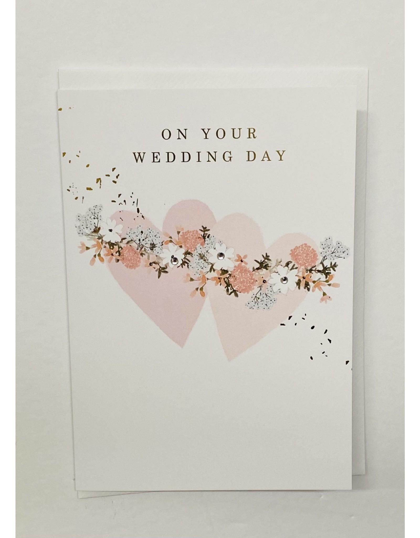 Wedding - On Your Wedding Day Hearts