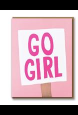 Congratulations - Go Girl