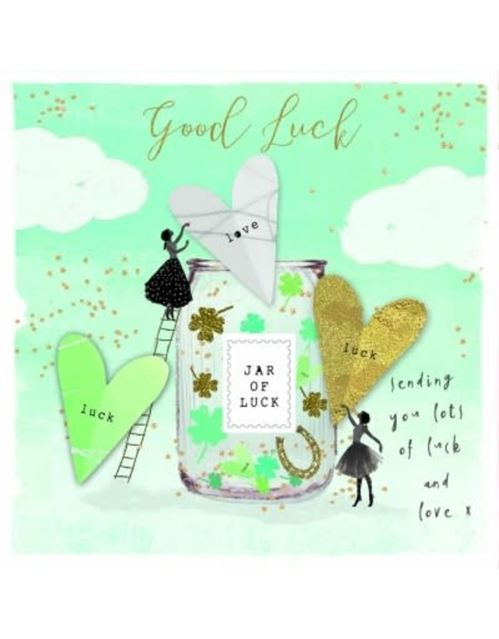 Congratulations - Good Luck