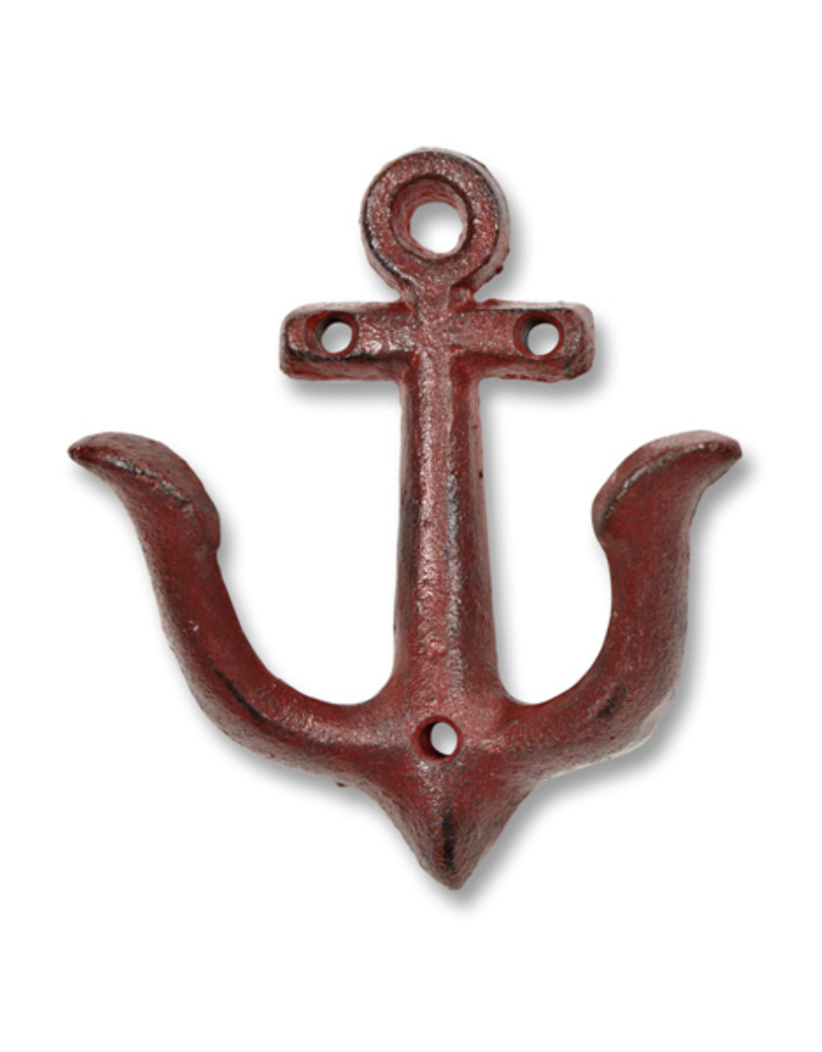Anchor Hook Iron - Red