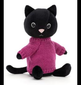 Knitten Kitten Fuchsia