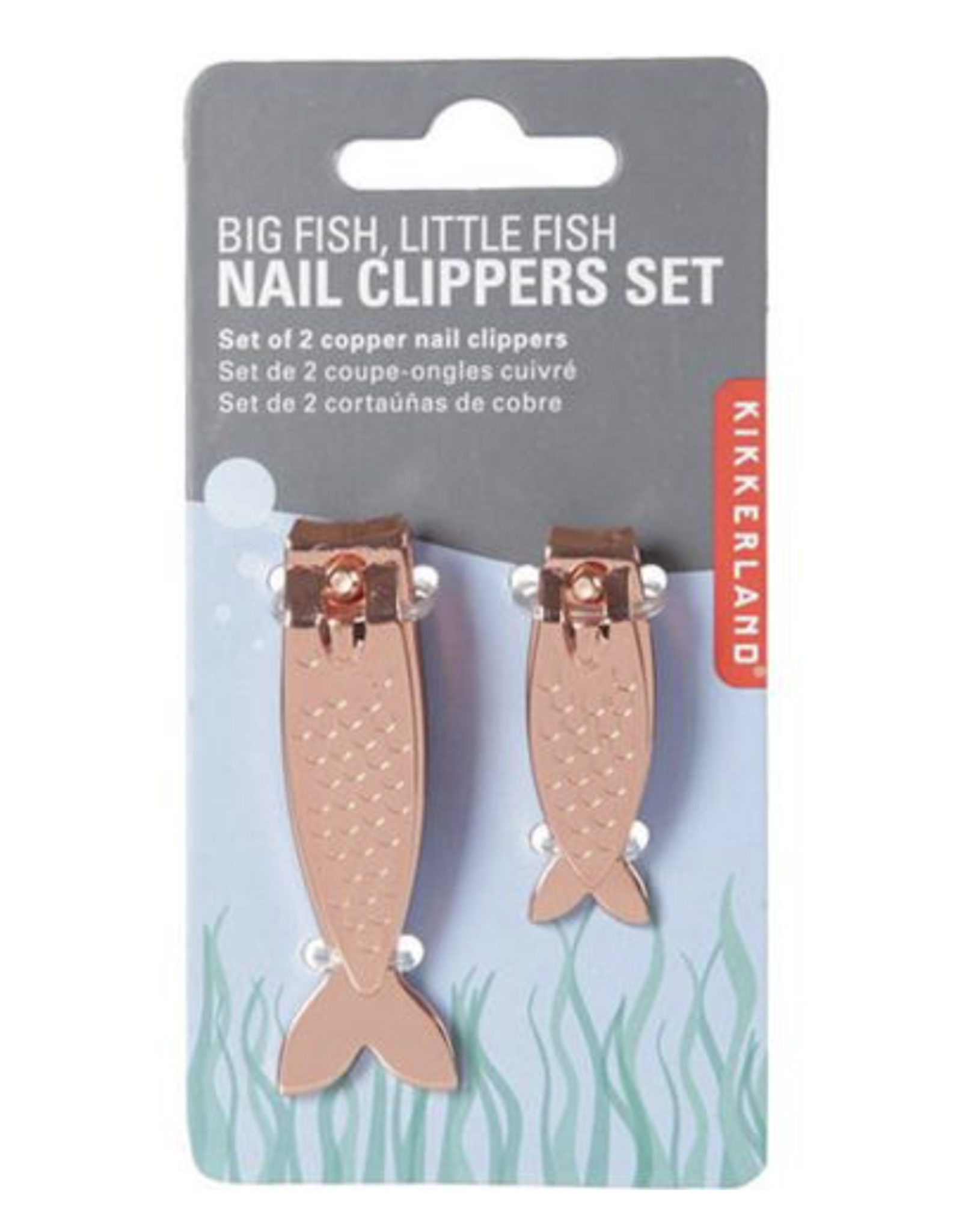 Fish Nail Clippers s/2
