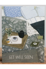 Get Well - Tea on a Tray