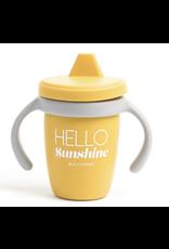 Hello Sunshine Happy Sippy Cup