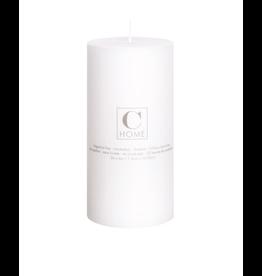 3x6 White Pillar Candle