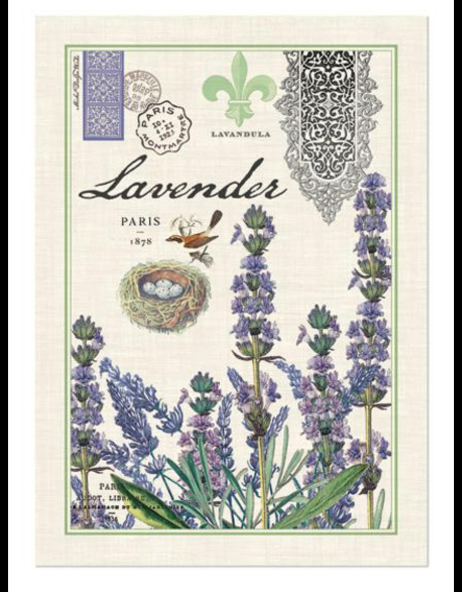 Michel Design Michel Lavender Rosemary Kitchen Towel