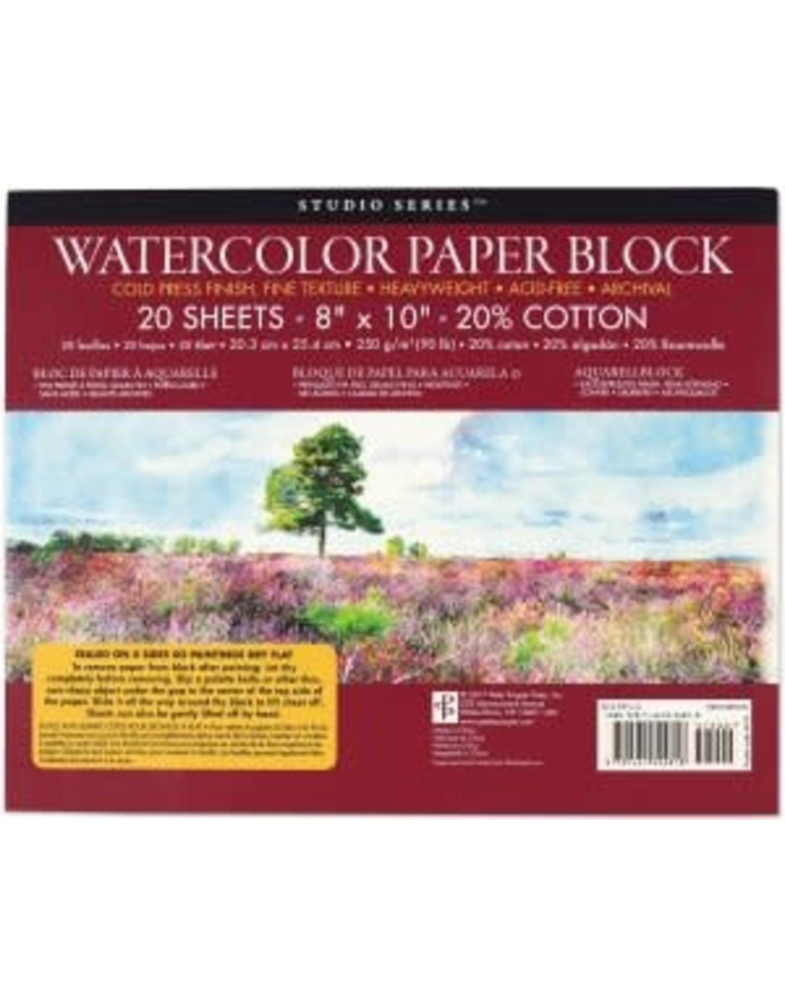 Watercolor Paper 20 Sheets