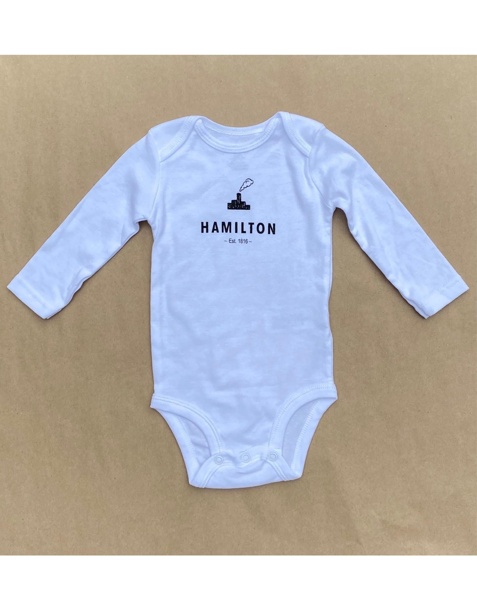 Hamilton Onesie