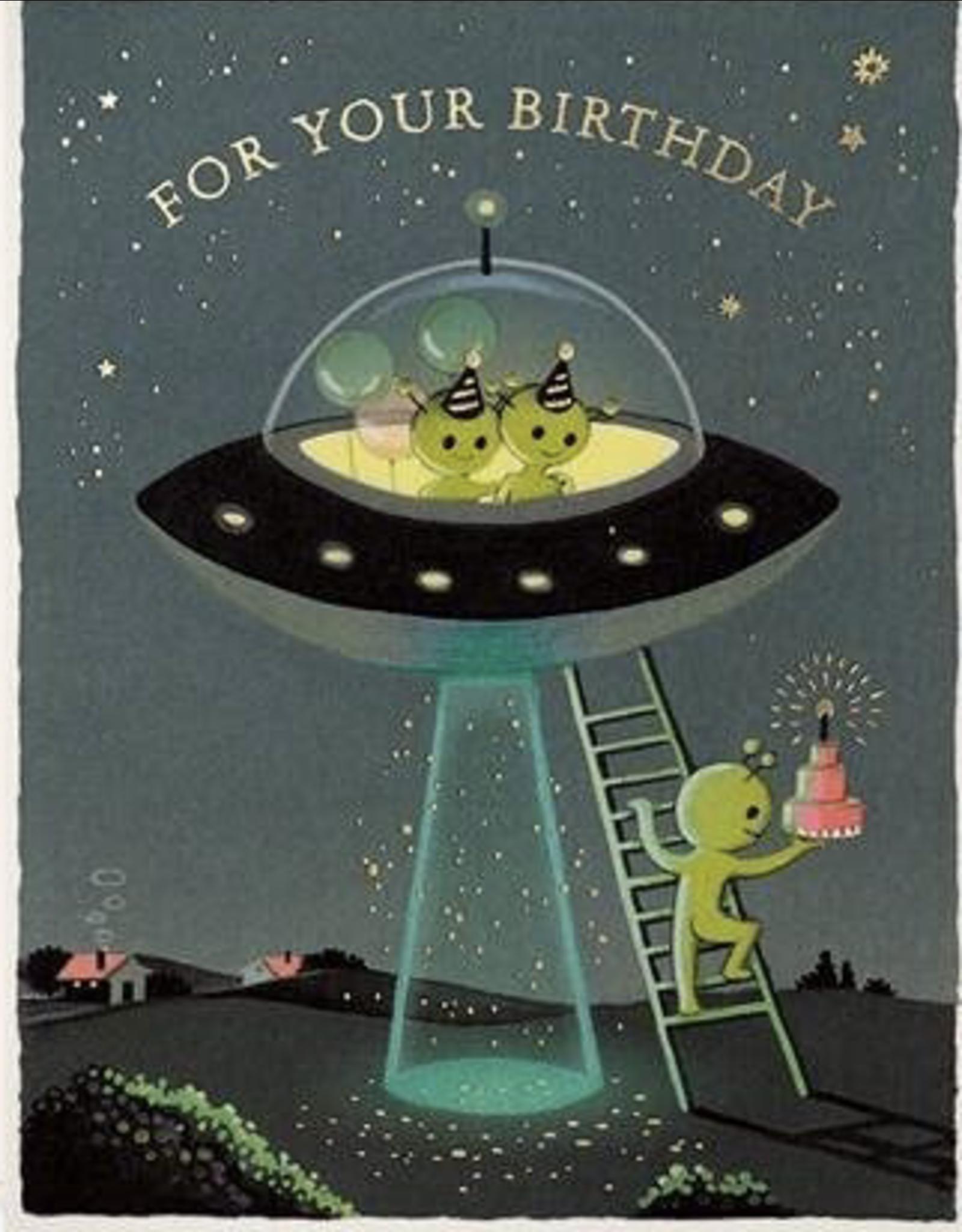 Birthday - Aliens