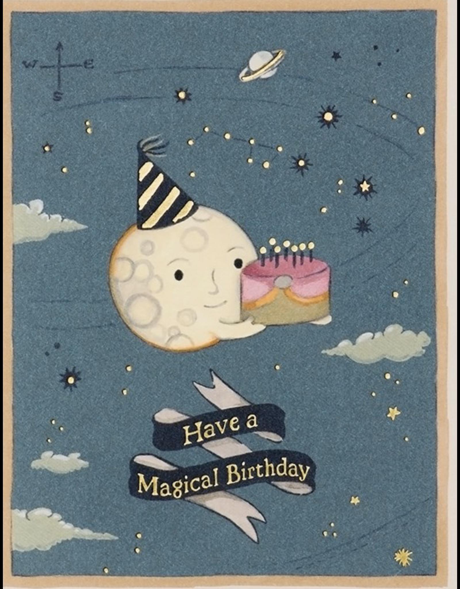 Birthday - Moon Cake