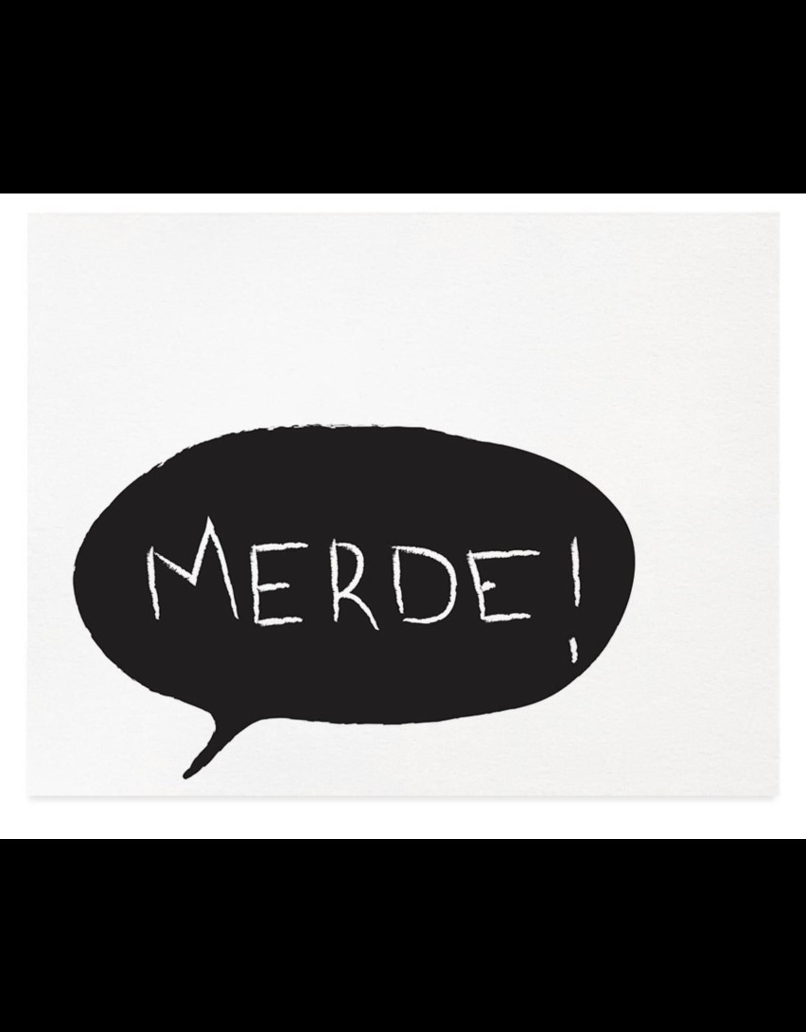 Just Because - Merde