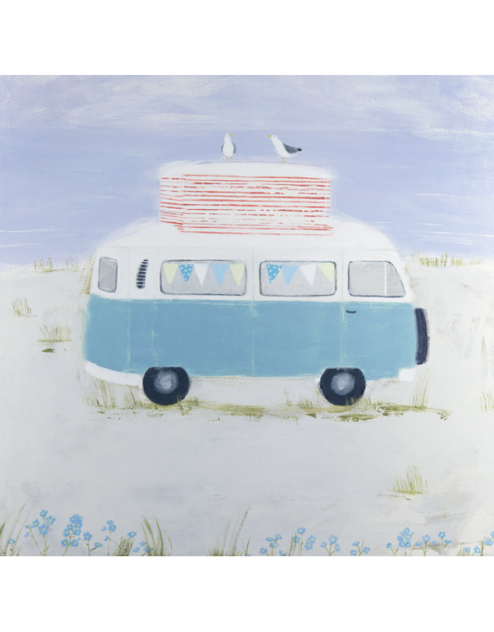 Just Because - Camping in the Dunes